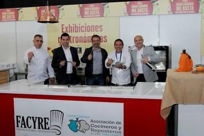 Acyre se presenta en 'Gran Canaria Me Gusta' para promocionar los productos locales