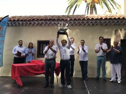 Huelva y La Gomera celebran el acto de clausura de la Regata Oceánica del 525 Aniversario