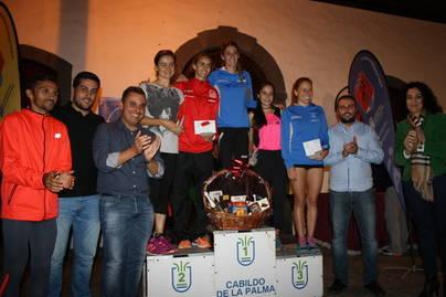 José Carlos Hernández y Ana Toral ganadores de la cross de Navidad