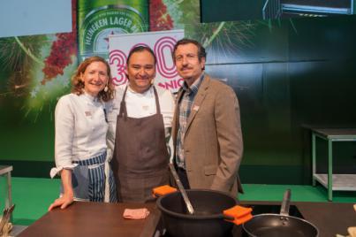 Dos chefs de San Antonio de Texas comparten en Gastrocanarias las peculiaridades de su gastronomía