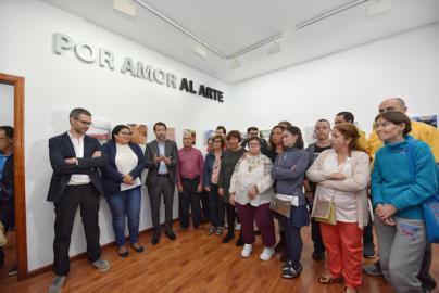 El Taller Giro-Arte de Sinpromi presenta 'EnfocArte'