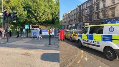 Tres muertos tras ser apuñalados en un hotel de Glasgow