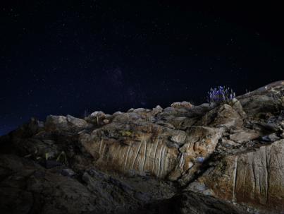El 'Legado Arqueológico de Canarias' se conserva en una web