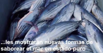 Una veintena de productos y una decena de platos preparados en Madrid Fusión