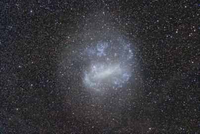 El IAC explica el origen de la barra de la Gran Nube de Magallanes
