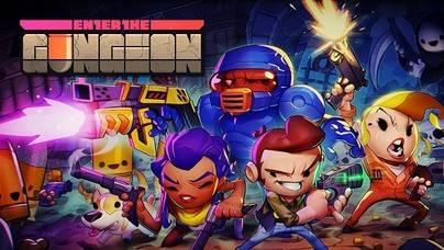 Enter the Gungeon: Un juego que va de tiros largos