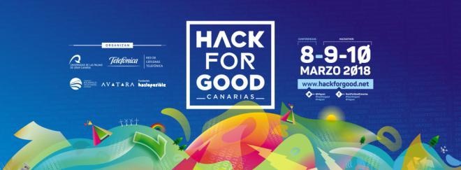 HackForGood Canarias, soluciones tecnológicas para mejorar el mundo