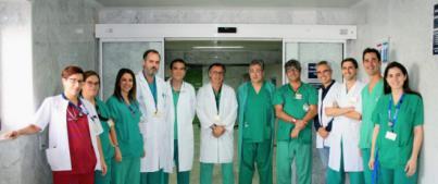 La Candelaria incorpora nuevas técnicas mínimamente invasivas para tratar casos de pancreatitis graves