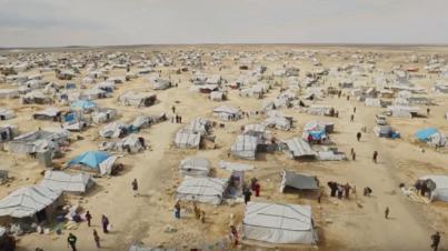 El arte revisa la crisis de los refugiados de nuestros días en El Tanque