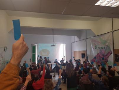 La I Asamblea Canaria de Sí se puede apuesta por una confluencia política para el cambio en Canarias
