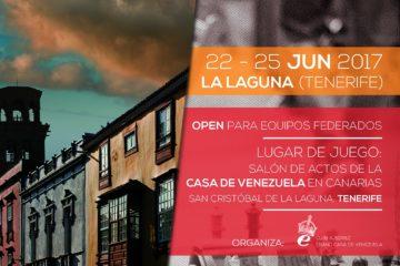 La Laguna acoge el Campeonato de Canarias de Ajedrez