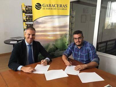 Acuerdo entre Cajasiete y SAT Europlátano