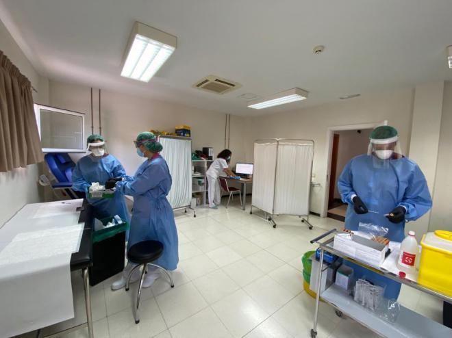Sanidad registra 140 casos de COVID-19 en las últimas 24 horas