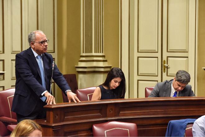 ASG logra el respaldo del Parlamento para garantizar el servicio de la ITV en todas las Islas