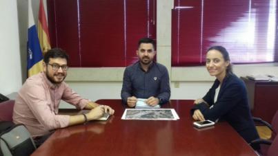 Obras Públicas conectará el pabellón deportivo de Barlovento con el IES del municipio mediante un paso inferior