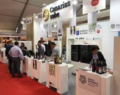 Canarias exhibe las excelencias de sus vinos en FENAVIN 2017