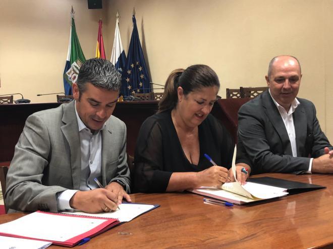 El Hierro recibe 599.436 euros para desarrollar diferentes obras hidráulicas en la Isla