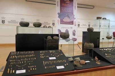 La colección de restos arqueológicos cedida por Domingo Acosta ya está en La Palma