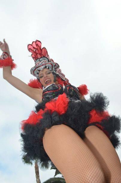 El Coso Apoteosis despide el carnaval internacional del Puerto de la Cruz
