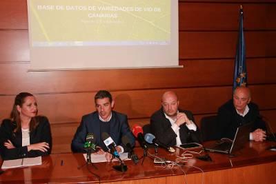 El Gobierno canario publica una base de datos con 135 variedades de vid de Canarias, fruto de estudios de ADN