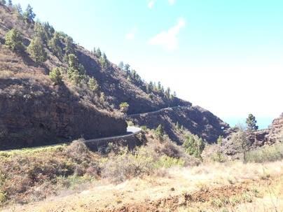 Obras Públicas reinicia la redacción del proyecto de la obra de la LP-1 Los Llanos-Tijarafe