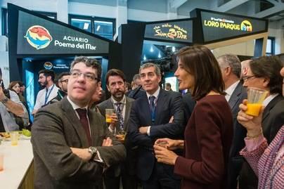 Consolidar el liderazgo del turismo alemán en Gran Canaria, objetivo del Cabildo en la Feria ITB de Berlín 2017