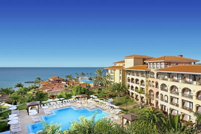 Los precios hoteleros suben un 8% en un año en Canarias