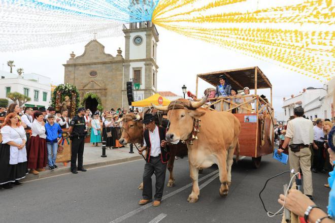 Granadilla de Abona se puso guapa en honor a San Antonio de Padua