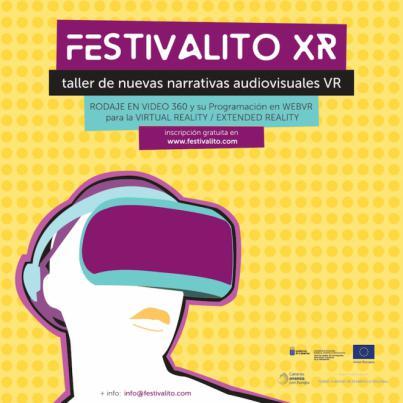 El Festivalito profundiza en las nuevas experiencias cinematográficas a partir de la realidad virtual