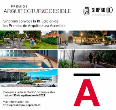El Cabildo convoca la IX edición de los Premios de Arquitectura Accesible