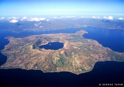 Expedición del Involcan e ITER a Filipinas para fortalecer la vigilancia del volcán Taal