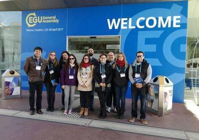 Tenerife participa en EGU 2017, la mayor conferencia europea de ciencias de la Tierra