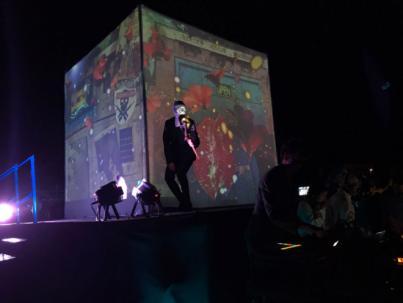 TEMUDAS presenta su propuesta más vanguardista con 'The Legend of Burning Man'