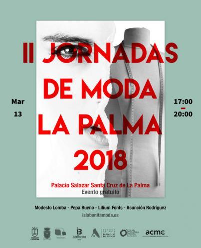 Isla Bonita Moda organiza las Segundas Jornadas de la Moda de La Palma