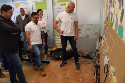 El Cabildo, la Fundación Don Bosco e Itete forman a 16 desempleados del sur como instaladores de fibra óptica