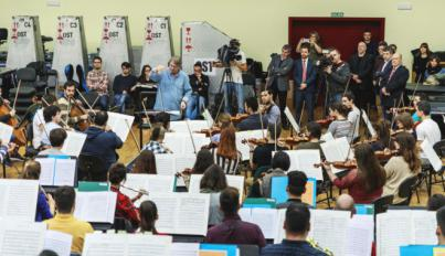 La Joven Orquesta de Canarias y sus conciertos de Año Nuevo en las Islas
