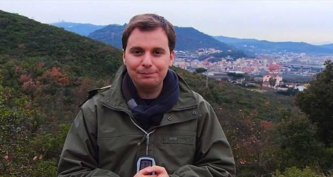 Jonathan Gómez Cantero, cambio climático, riesgos ambientales y medio ambiente