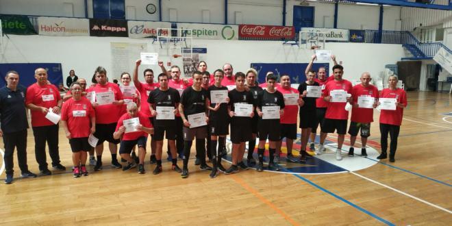 El deporte inclusivo brilló en el Real Club Náutico de Tenerife