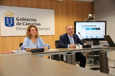 Sanidad pone en marcha el Observatorio Canario de la Salud