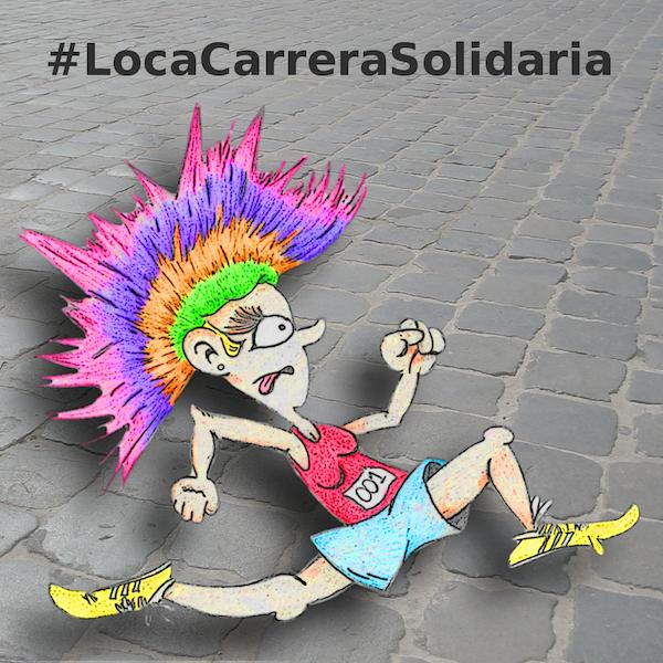 'La Loca Carrera Solidaria' abre el viernes de La Peluca en Santa Cruz de La Palma