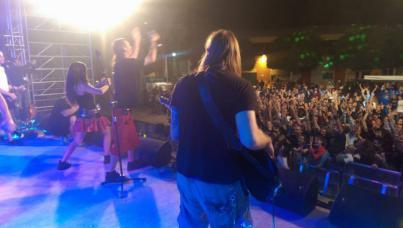Más de 70 bandas de música de toda Canarias se han inscrito para el Festival Lebrancho Rock 2018