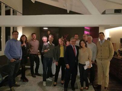 La Palma presenta sus atractivos ante los principales agentes turísticos de Francia