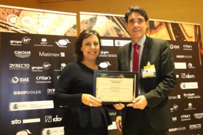 GF Victoria reconocido en Fitur como uno de los 10 mejores hoteles sostenibles de España