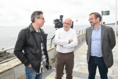 Rodaje simultáneo de tres largometrajes en Gran Canaria