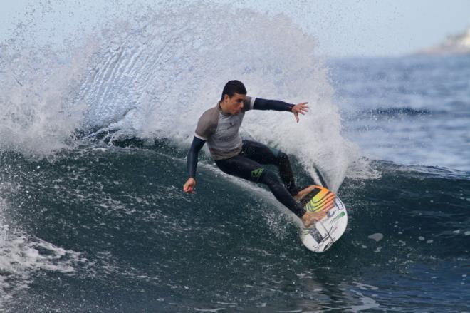 La Izquierda de Las Palmeras recibe al surf europeo en Las Américas Pro Tenerife