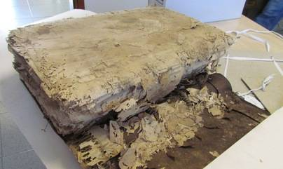 Acuerdo para restaurar un libro clave en la historia de La Palma