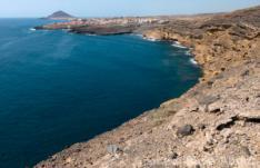 El expediente del deslinde de la zona costera de El Médano se negocia en Madrid