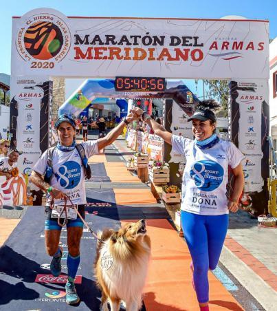 '8 islas, 8 maratones, regala vida' obtiene el galardón Mérito Nacional de la FEDSANG