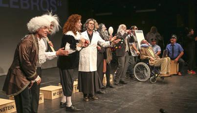 Los Legías, ganadores de 'La Canción de La Risa' en el Carnaval 2016