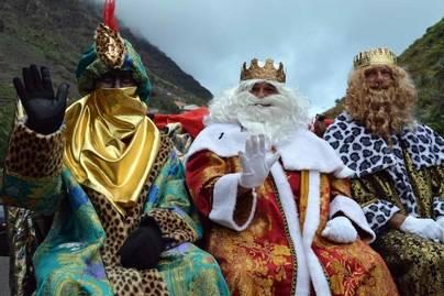 Los Reyes Magos llenarán de ilusión las calles de las islas